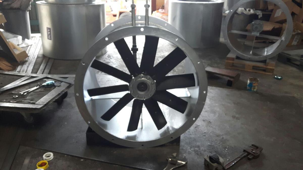 Air Fan Types : Pneumatic fan blower wsk™ group